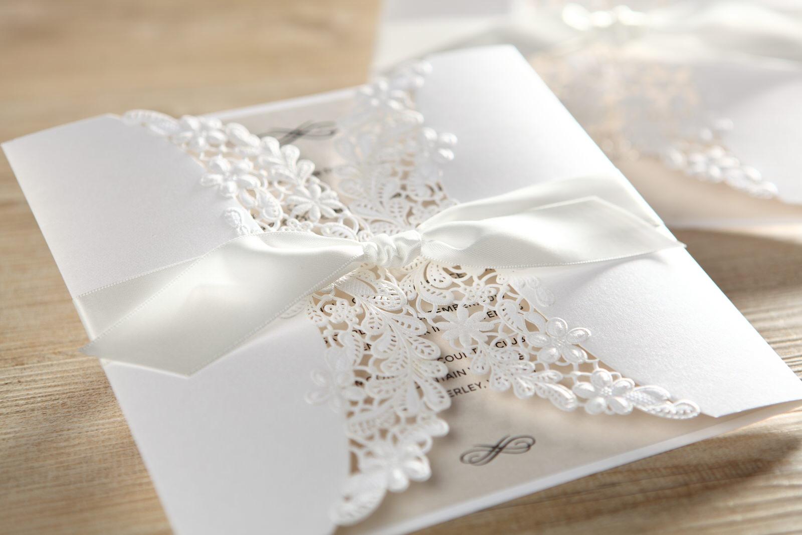 Pearl White Pocket invite